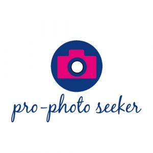 Pro Photo Seeker - Eye Dropper Designs Group Logos