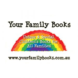 Your Family Books - Eye Dropper Designs Group Logos